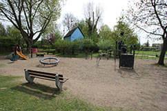Spielplatz Insel Grafenwerth