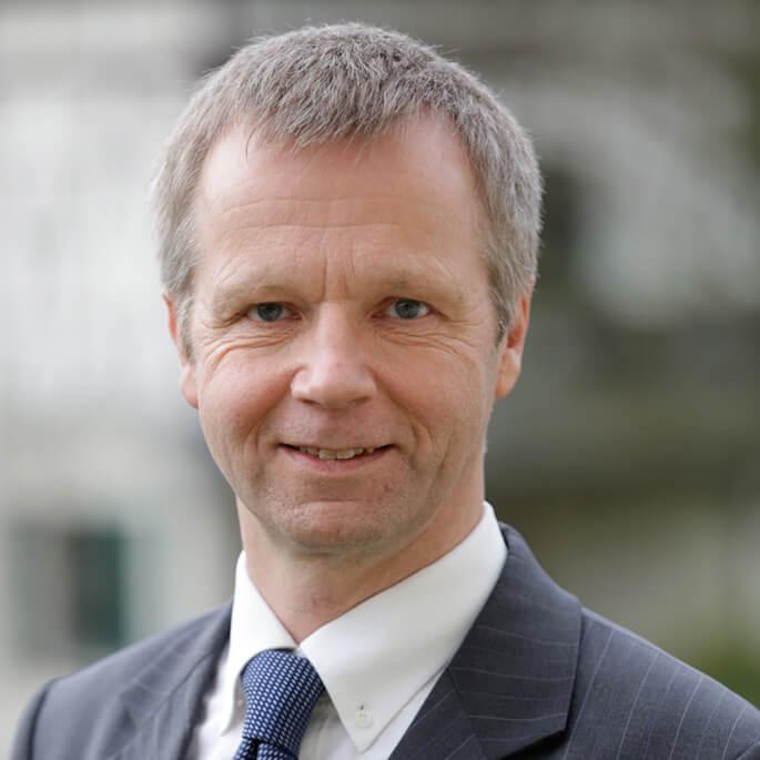 Otto Neuhoff, Bürgermeister Bad Honnef