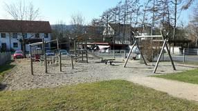 Spielplatz Grafenwerther Straße