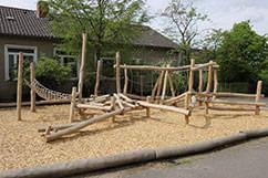 Spielplatz Löwenburg Grundschule
