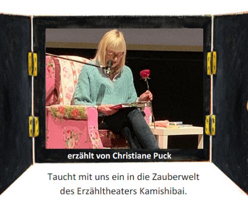 Weihnachtliche Vorlesestunde