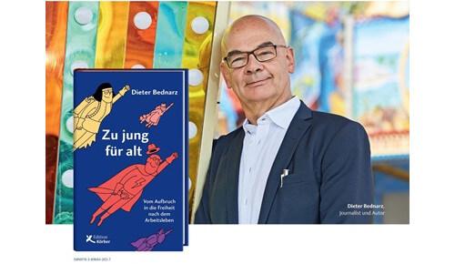 Buchautor Dieter Bednarz
