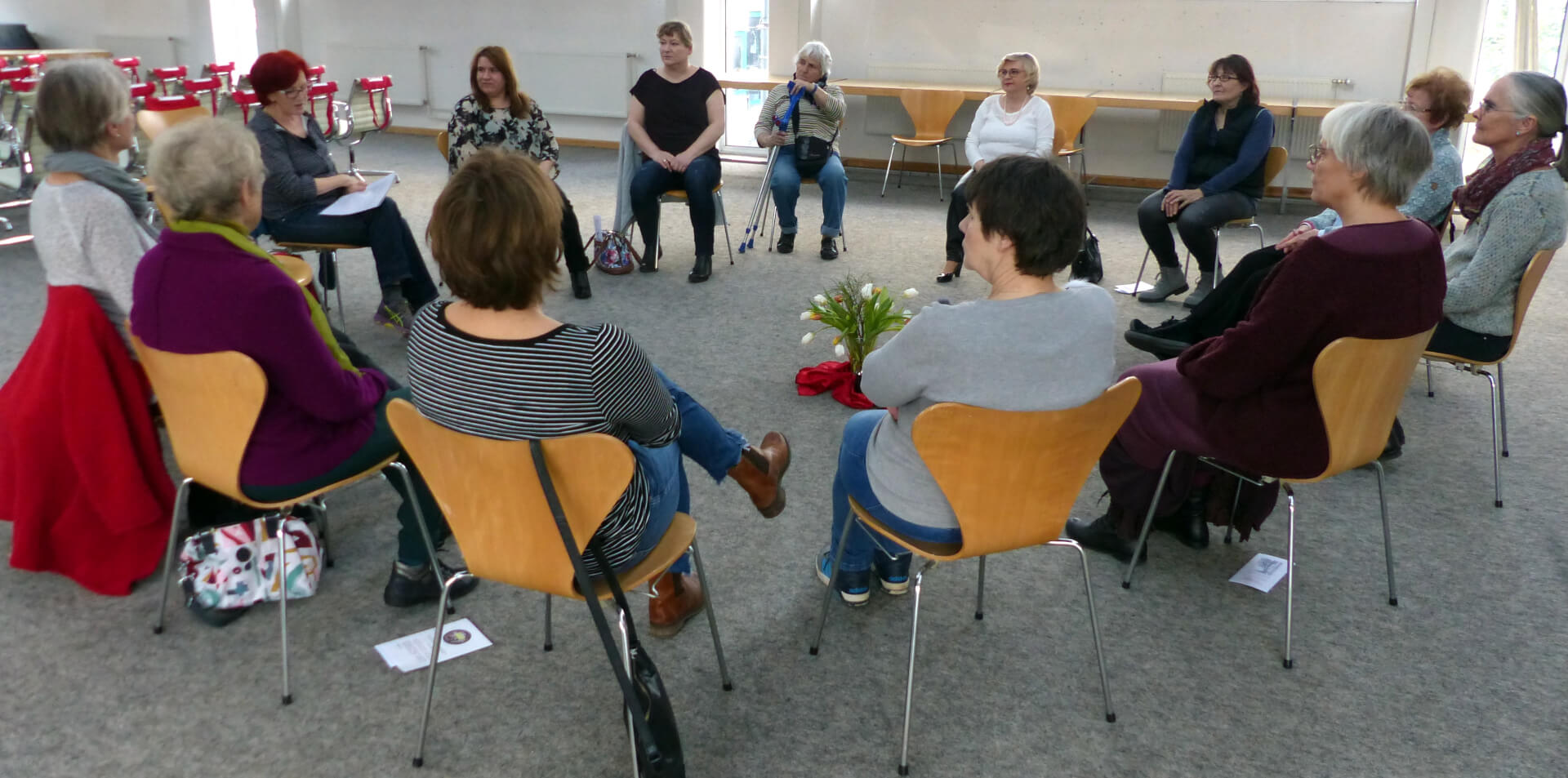 Stuhlkreis: Workshop