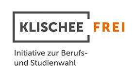 Logo der Initiative KLISCHEE FREI