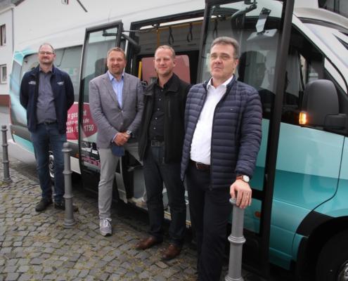 Vorstellung der neuen Buslinienführung in Bad Honnef zum ÖPNV- Fahrplanwechsel 2021