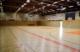 Innenansicht der Sporthalle