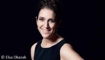 Foto: Portrait Juliane Banse