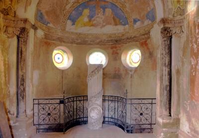Innenansicht Mausoleum
