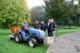 reitersdorfer Park - Personen mit Pflanzmaschine
